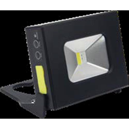 lr51 - lamp.port.led ricaric.10wluce bianca 5k f - corel