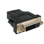 Adattatore video DVI 24+1 femmina to HDMI maschio